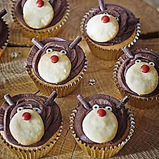 Reindeer Cupcake Kit alt image 2