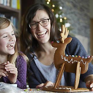 Gingerbread Reindeer Kit alt image 5