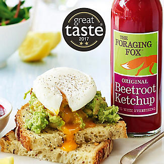 The Foraging Fox Beetroot Ketchup alt image 7