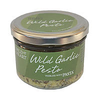 Wild At Heart Wild Garlic Pesto