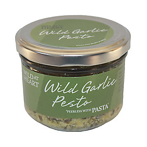 Wild At Heart Wild Garlic Pesto 200g