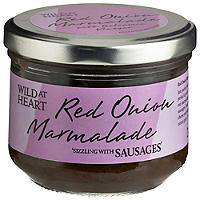 Wild at Heart Red Onion Marmalade Relish 245g
