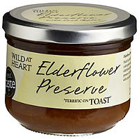 Wild At Heart Elderflower Preserve