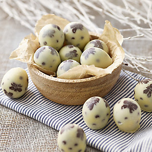 Choc on Choc Chocolate Quail Eggs