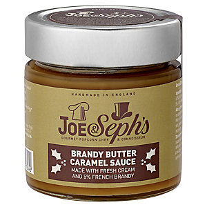 Joe & Seph's Brandy Butter Caramel Sauce