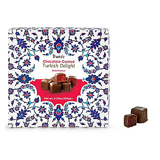 Truede Chocolate Coated Turkish Delight alt image 1