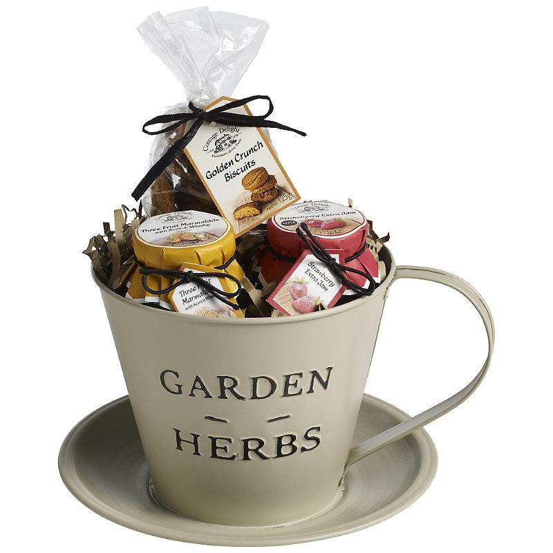 Cottage Delight Afternoon Tea Planter