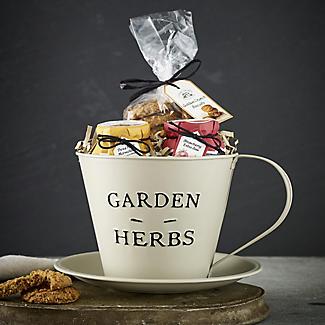 Cottage Delight Afternoon Tea Planter alt image 2