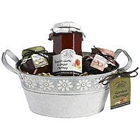 Cottage Delight Garden Chutneys Floral Trug