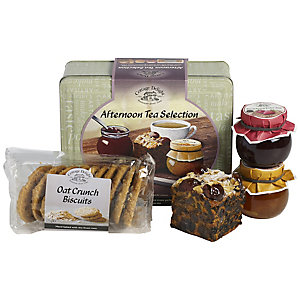 Cottage Delight Afternoon Tea Tin