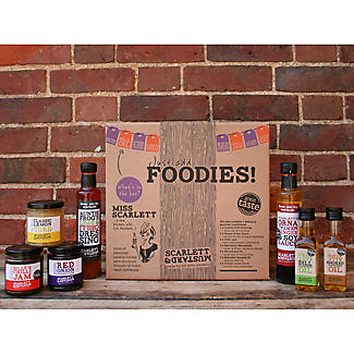 Scarlett & Mustard Just Add Foodies Hamper alt image 2