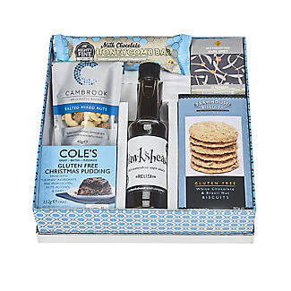 Lakeland Gluten-Free Christmas Food Gift Box