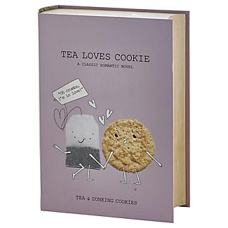 Tea Loves Cookie Box