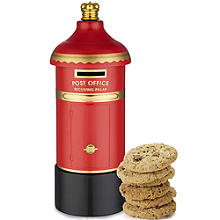 Grandma Wild's Post Box Biscuit Tin