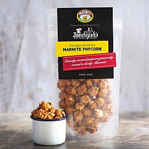 Joe and Seph's Marmite Popcorn