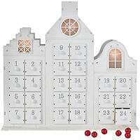 Light-Up Advent House