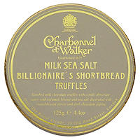 Charbonnel et Walker Salted Billionaires Truffles