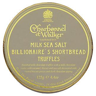 Charbonnel et Walker Salted Billionaires Truffles alt image 1