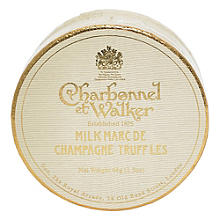 Charbonnel et Walker Milk Marc de Champagne Truffles Mini Box