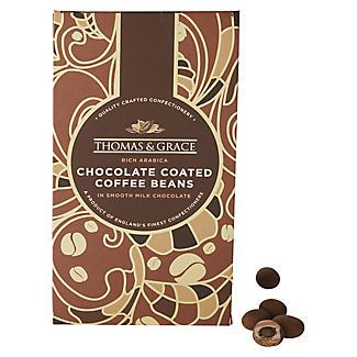 Thomas & Grace Chocolate Coated Coffee Beans alt image 1