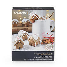 Lakeland Make-Your-Own Gingerbread Cottages Kit