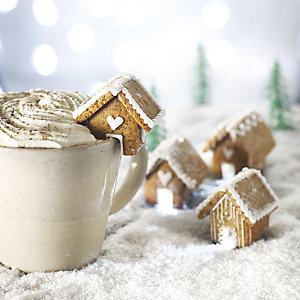 Make Your Own Gingerbread Cottages Kit