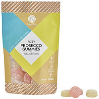 Fizzy Prosecco Gummy Pouch 100g
