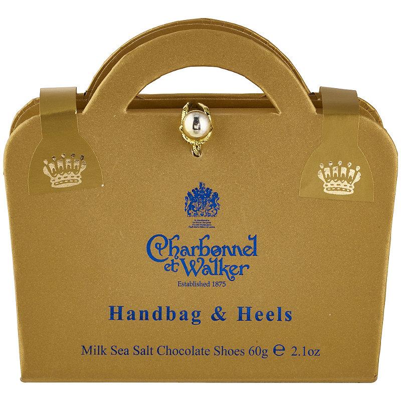 Charbonnel et Walker Sea Salt Chocolate Shoes