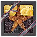 Walnut Tree Star Dried Fruit