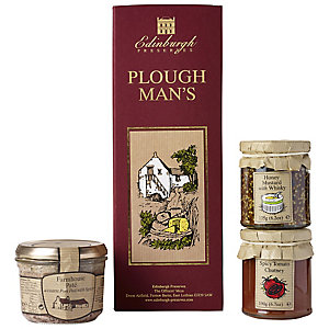 Edinburgh Preserves Ploughman's Box