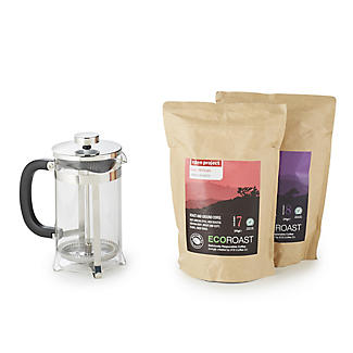 Eden Project Eco Roast Coffee Gift Set