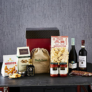 Hay Hampers Italian Connoisseur Hamper