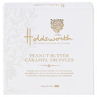 Peanut Butter Caramel Truffles