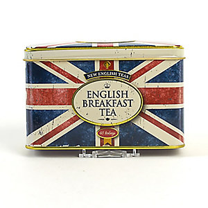 Union Jack Tea Tin