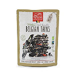 Organic Belgian Dark Chocolate Thins