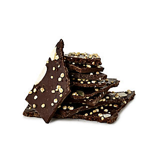 Organic Belgian Dark Chocolate Thins alt image 2