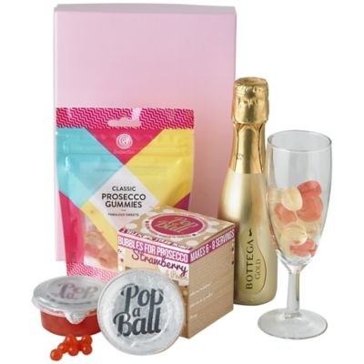 Prosecco And Bubbles Gift Set Prosecco Gifts At Lakeland