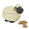 Grandma Wild's Woolly the Sheep Cookie Jar
