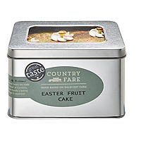 Country Fare Easter Fruit Cake