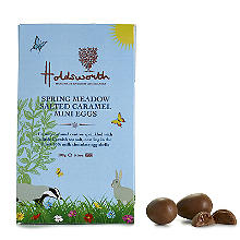 Holdsworth Spring Meadow Salted Caramel Mini Eggs