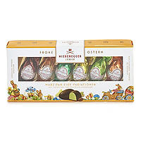 Niederegger Chocolate Covered Marzipan Eggs