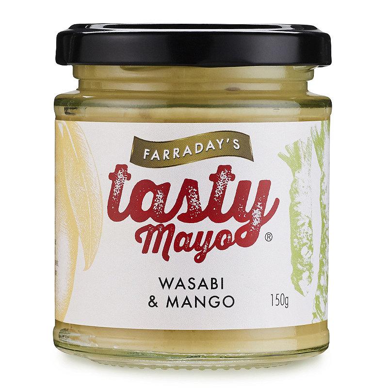Farraday's Tasty Wasabi & Mango Mayo