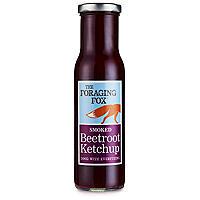 The Foraging Fox Smoked Beetroot Ketchup