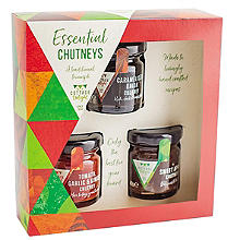 Cottage Delight Mini Delights Chutney Gift Trio