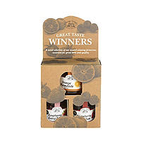 Cottage Delight Great Taste Winners Preserves Trio
