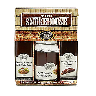 Cottage Delight The Smokehouse Sauce and Chutney Gift