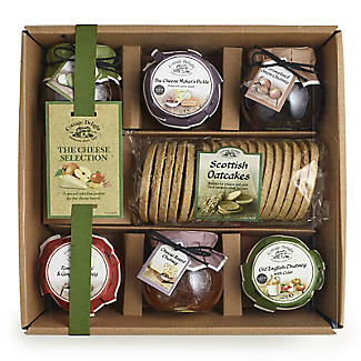 Cottage Delight The Cheese Selection Food Hamper