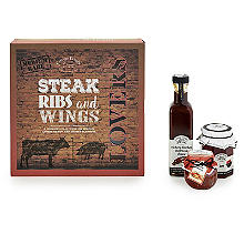 Cottage Delight Steak, Ribs & Wings Lovers Food Hamper