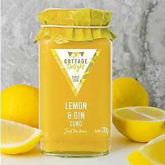 Cottage Delight Lemon Curd with Gin alt image 2