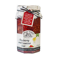 Cottage Delight Raspberry Prosecco Jam